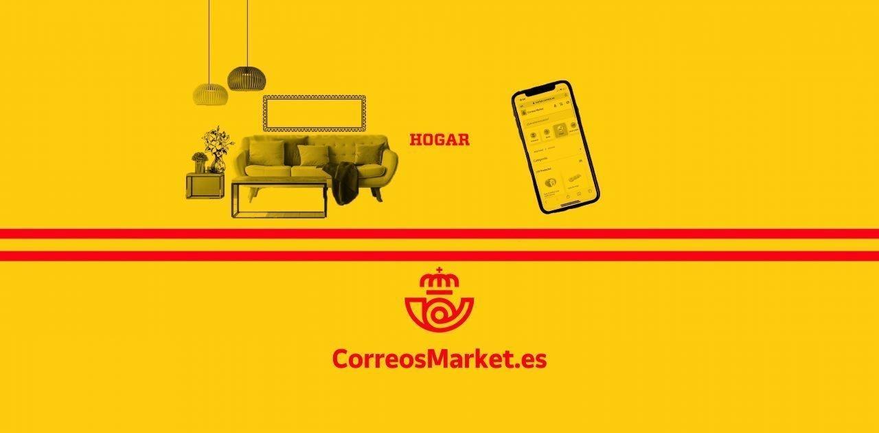 Correos Market Hogar