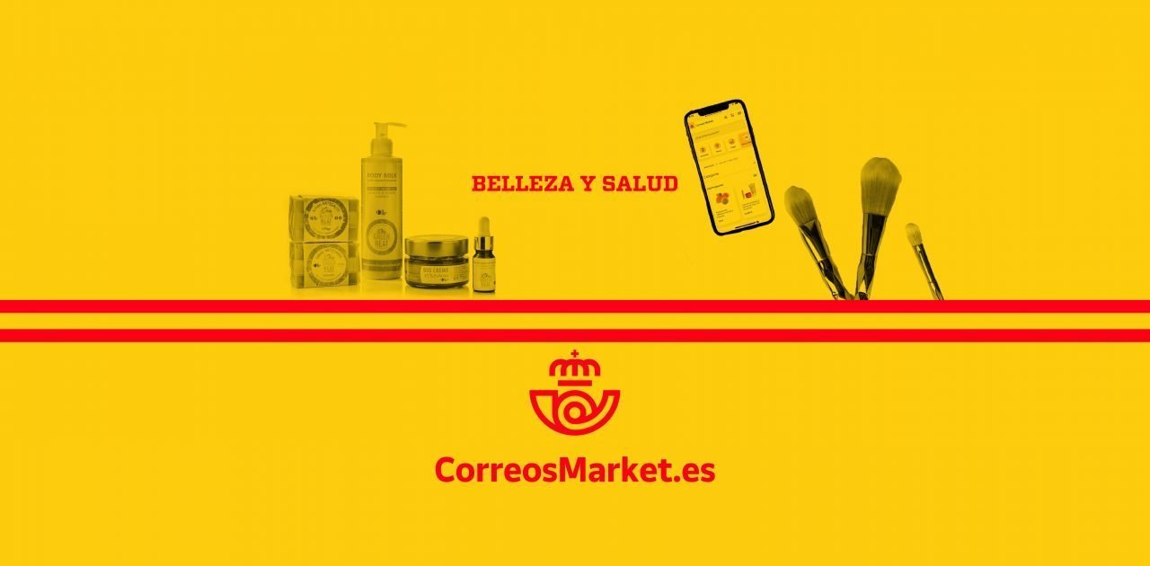 Correos Market Belleza y Salud