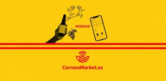 Correos Market bebidas