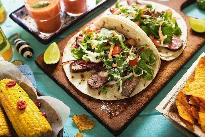 comida mexicana canciones