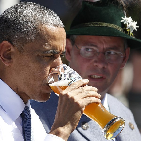 cerveza Obama