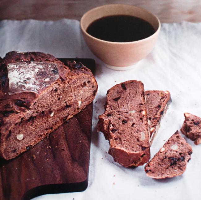 pan chocolate cacao