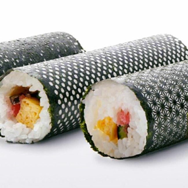 alga nori, comida japonesa, makis