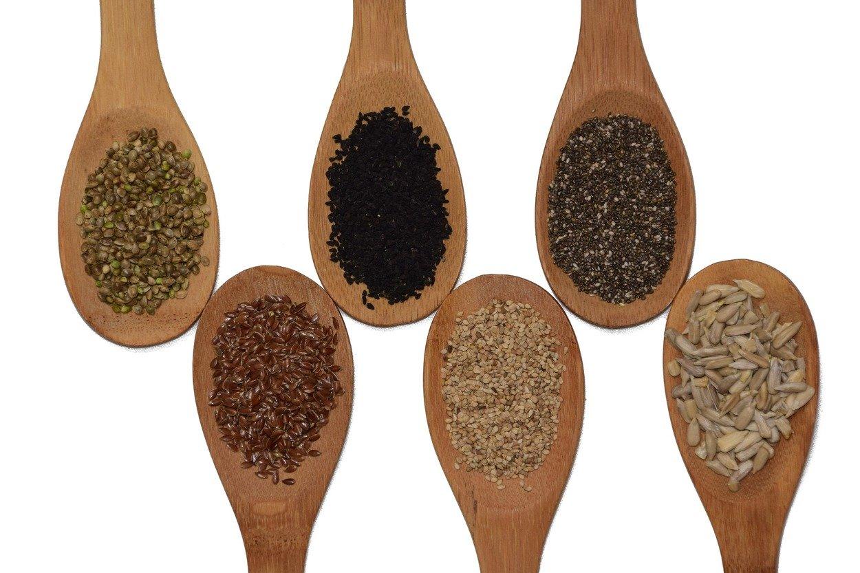 semillas dieta