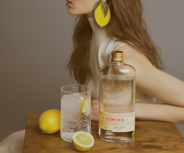 Gin MG ginebra