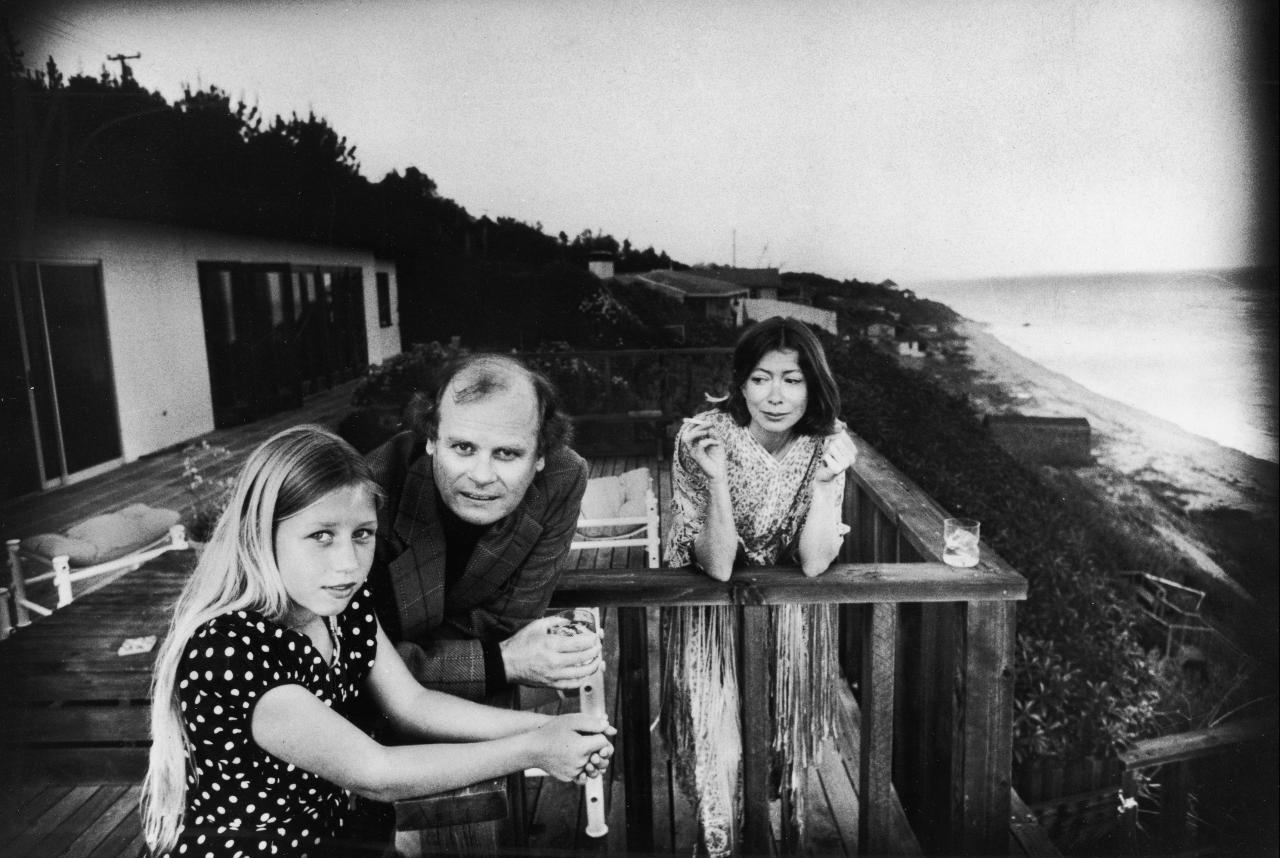Joan Didion, escritora