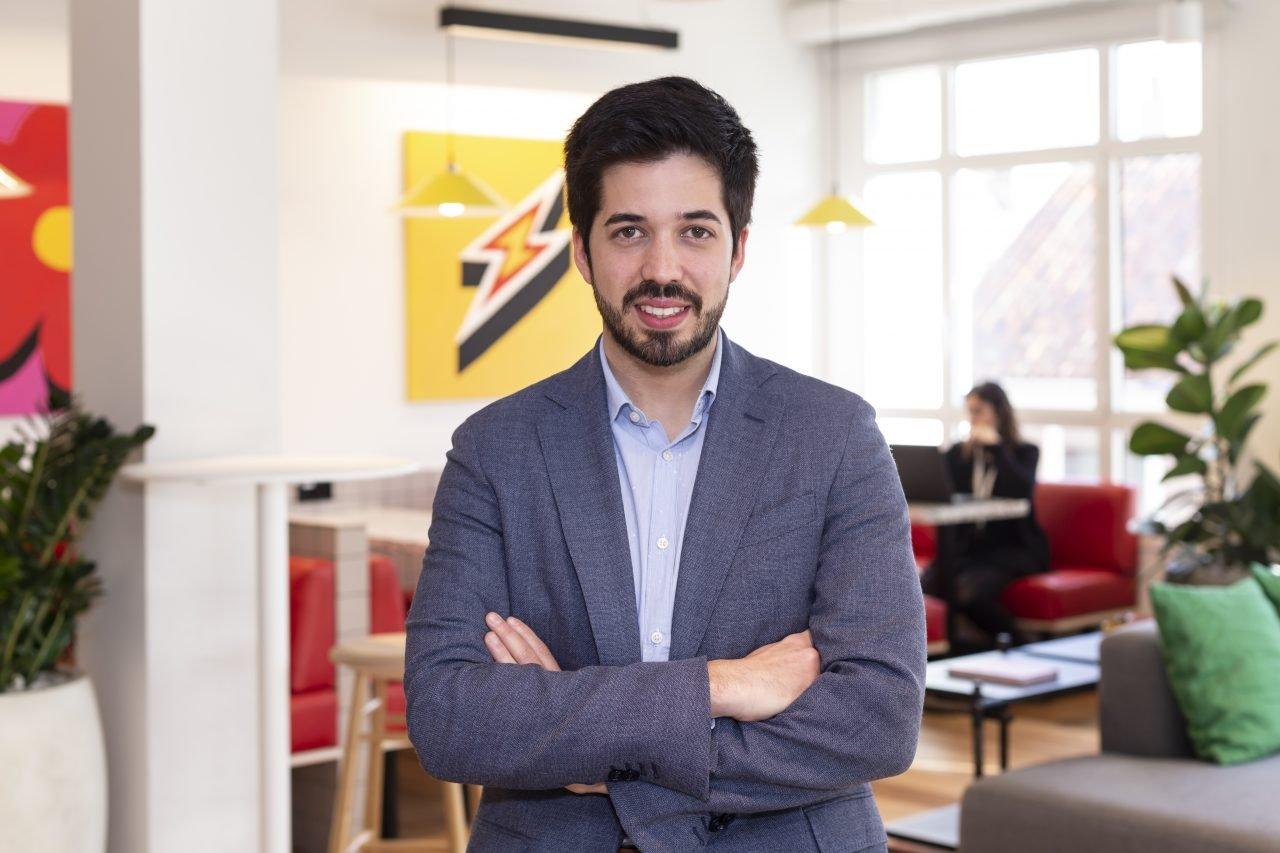 Oriol Reull Country Manager de España de TooGoodToGo