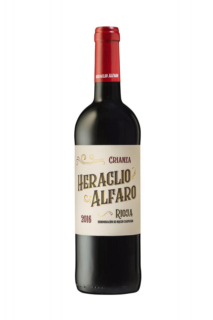 Vino Heraclio Alfaro 2016
