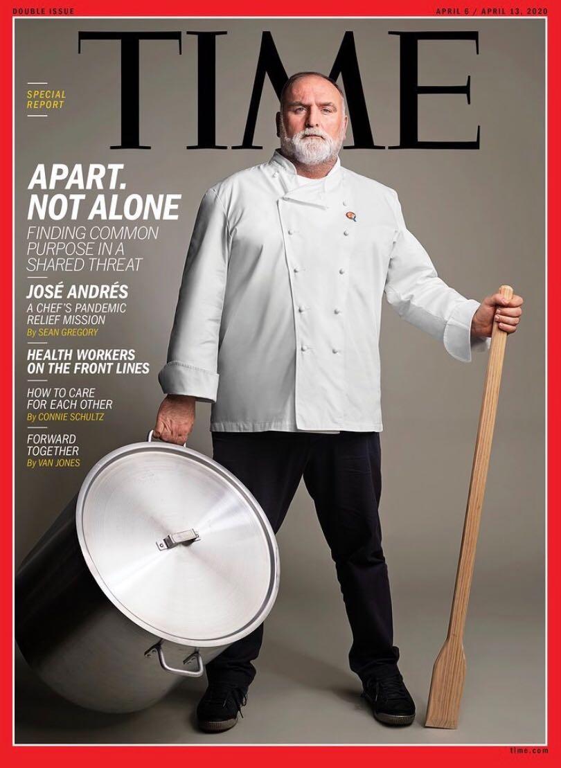 TIME, Jose Andrés