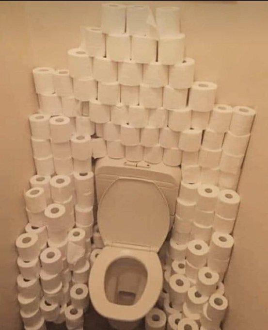papel higiénico memes