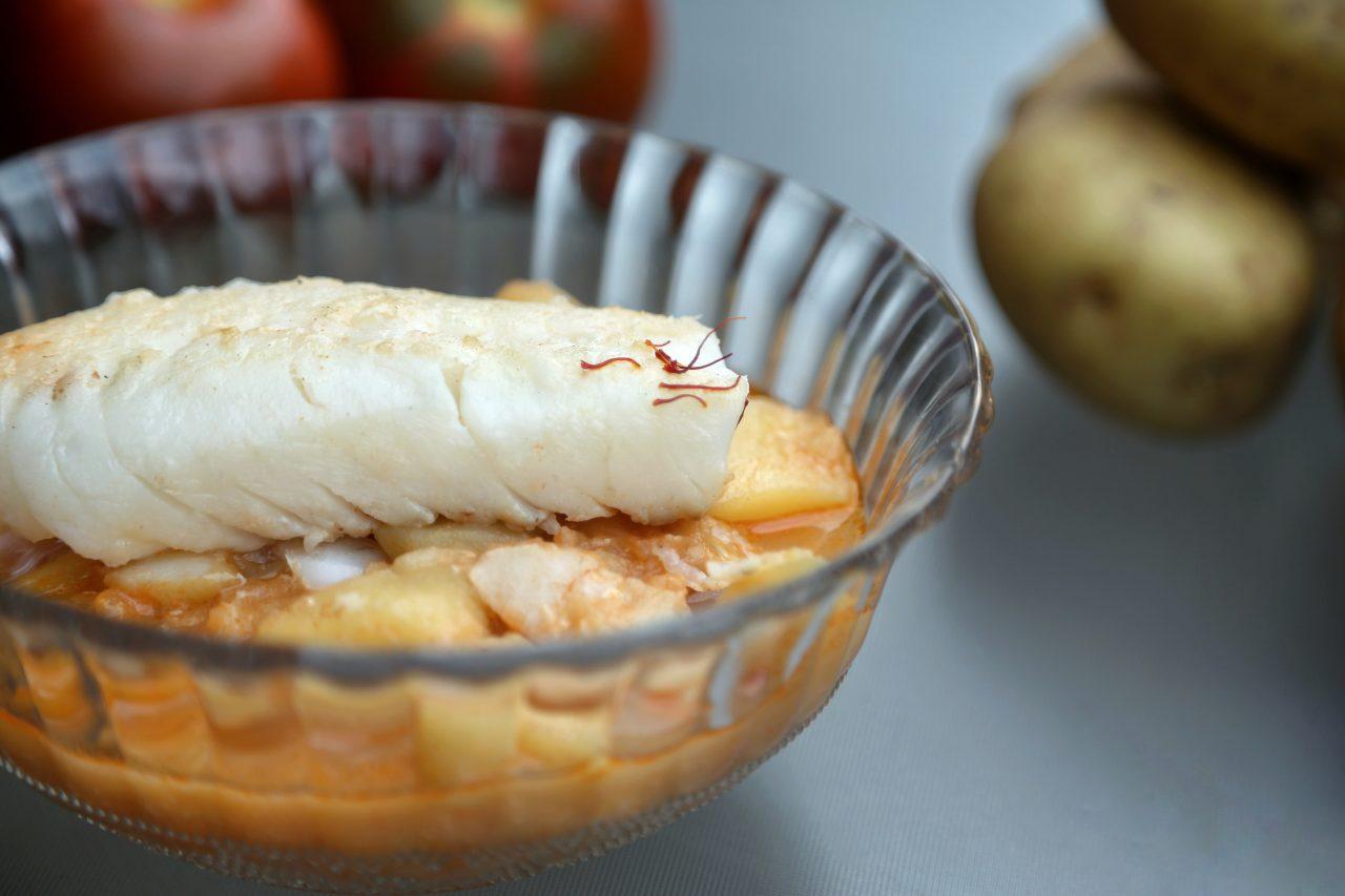 Cocina saludable: Patatas con bacalao