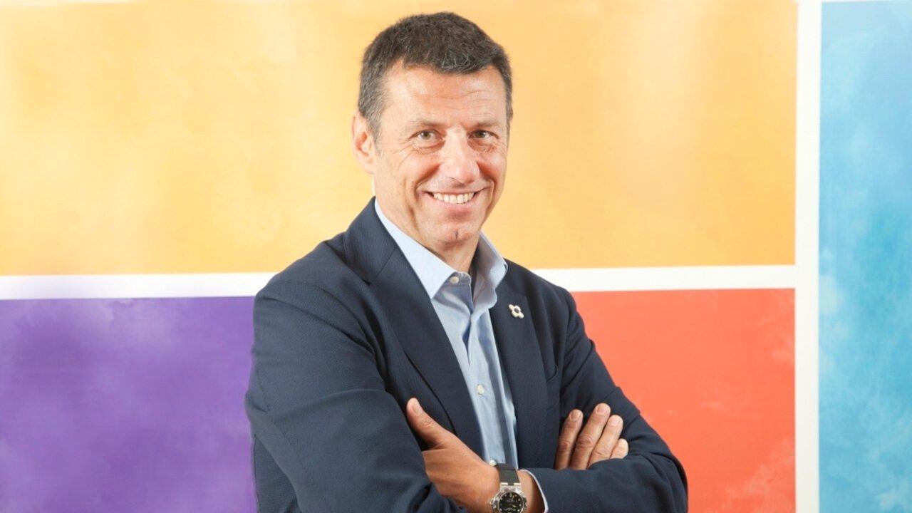 Paolo Tarufi, director general de Danone