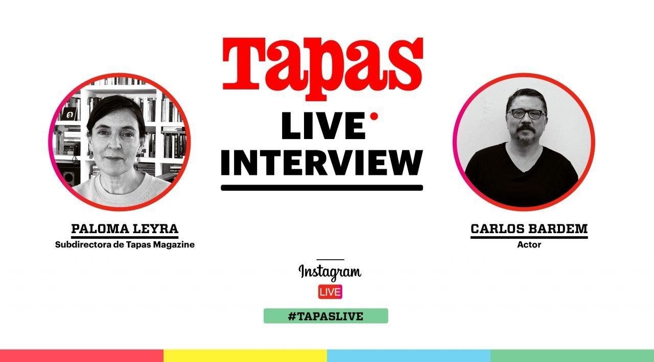 TapasLive-Carlos Bardem