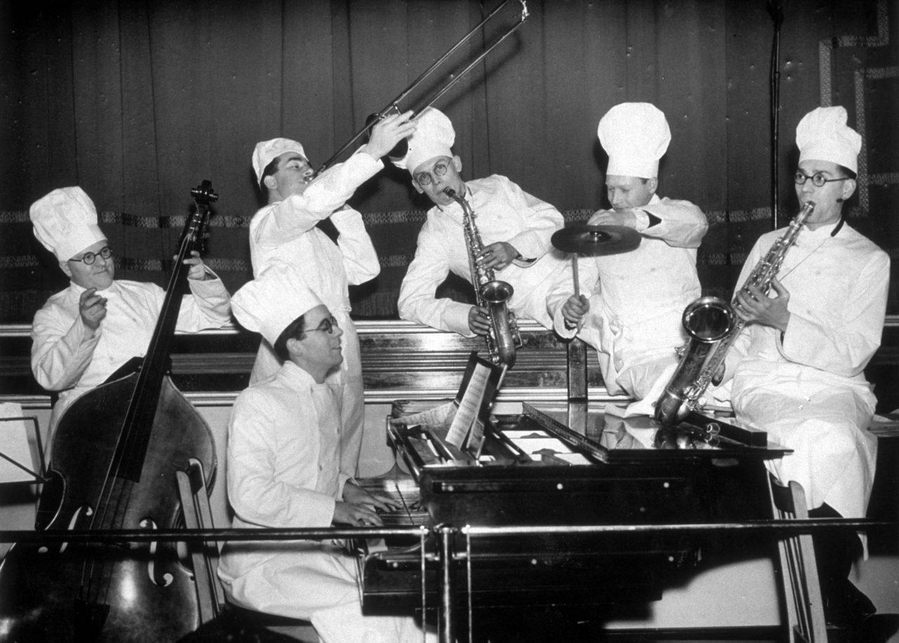 cocineros música