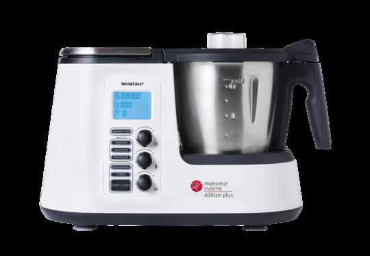 Robot cocina Lidl Monsieur Cuisine Plus