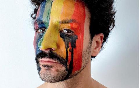 Raul Balam Orgullo gay