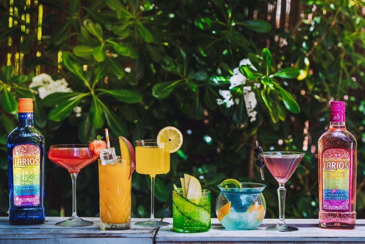 6 cócteles para celebrar el día del Orgullo en casa