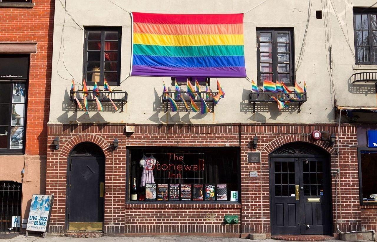 El Orgullo Gay nació en el The Stonewall Inn de Nueva York