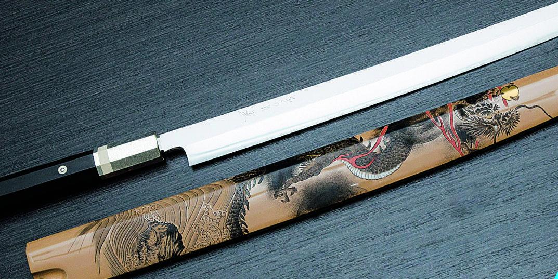 cuchillo japonés Korin