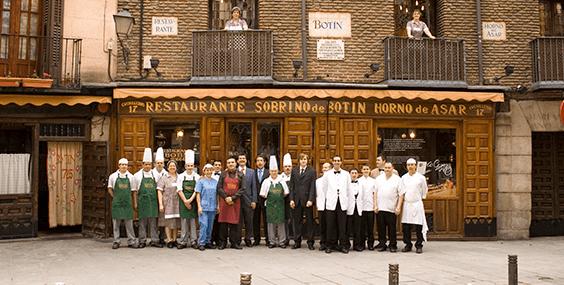 Casa Botín, el restaurante más antiguo del mundo, reabre sus puertas.