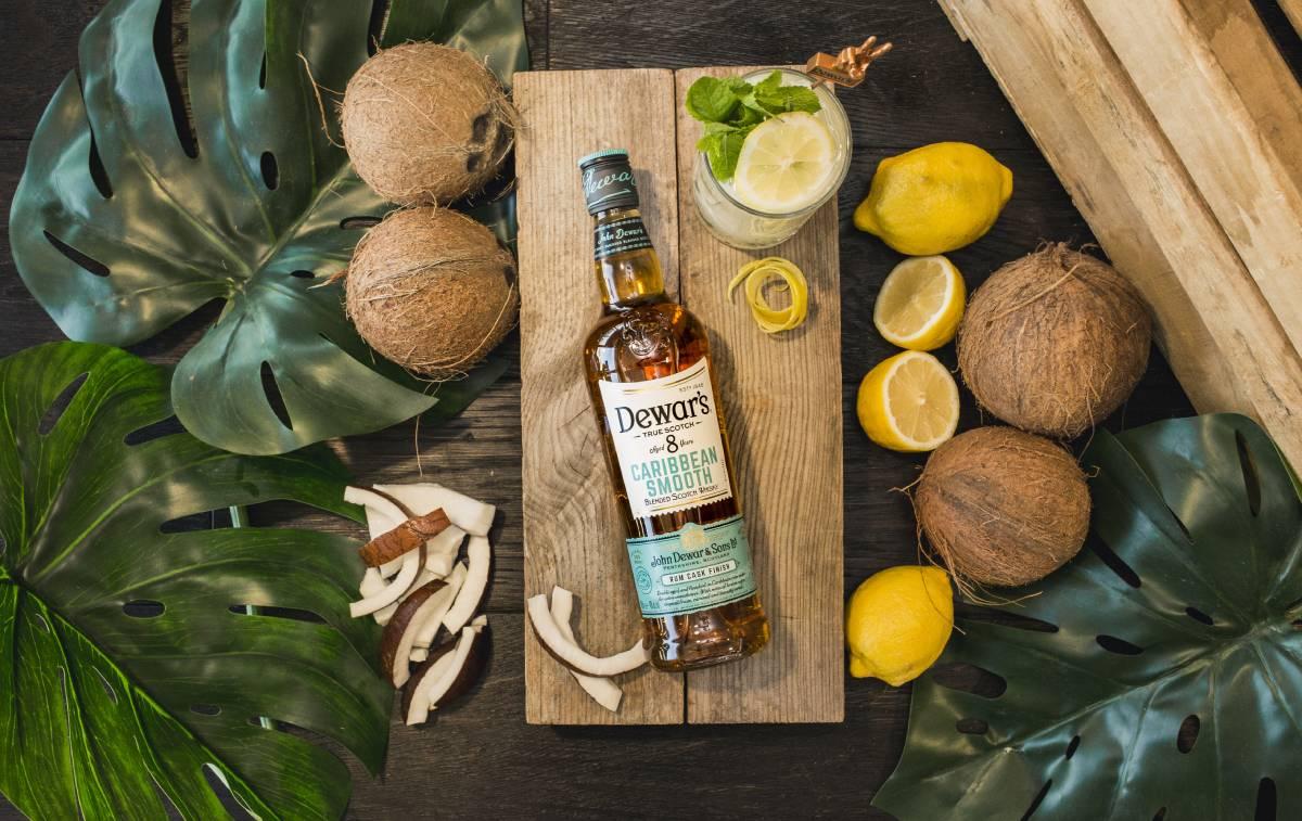 Whisky Dewar's Caribbean
