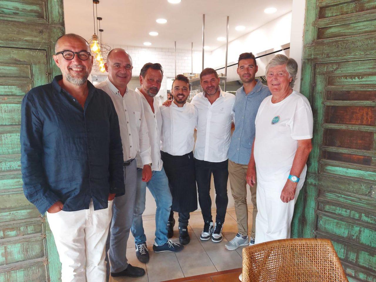La Academia de la Gastronomía de Ibiza y Formentera recibe a Andrés Rodríguez como nuevo académico