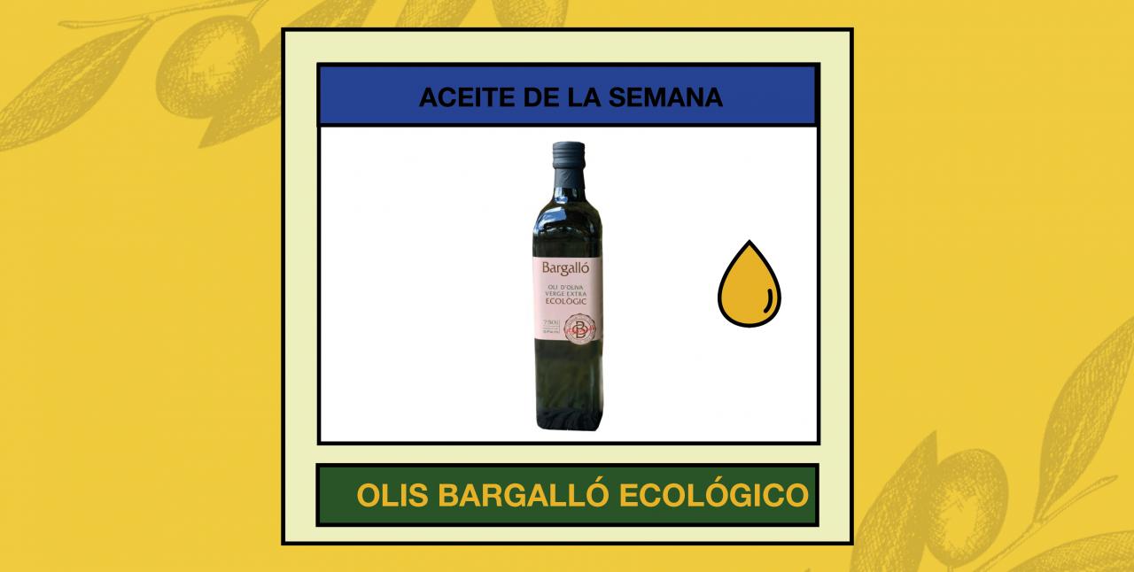 Aceite Olis Bargalló