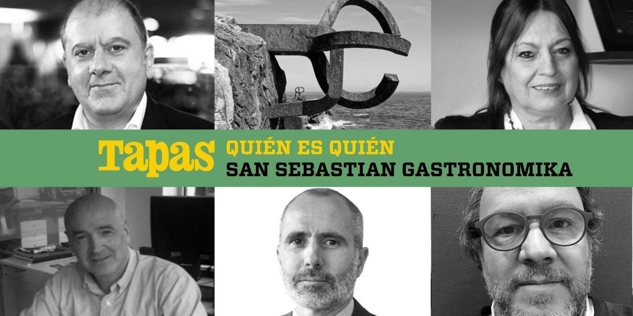 Quién es quién San Sebastian Gastronomika