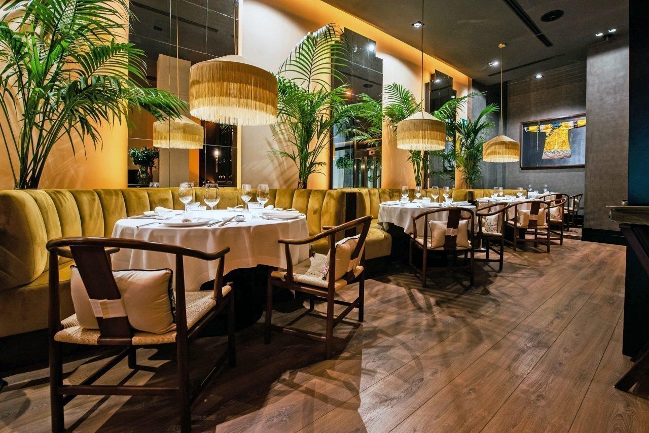 Las delicias imperiales del restaurante China Crown
