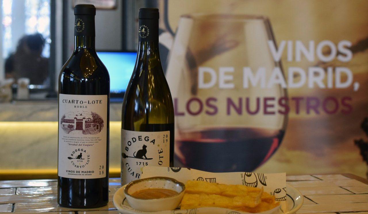 Vinos Madrid
