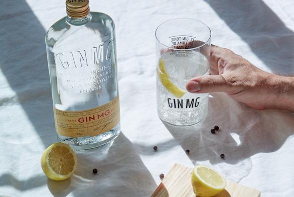 Gin MG, muy de aquí