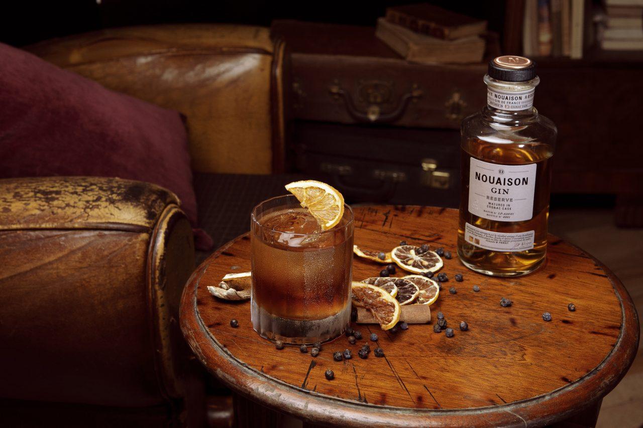 Nouaison Gin Reserve, una edición exclusiva para saborear la Navidad