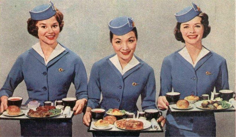 Las aerolíneas en las que mejor se come