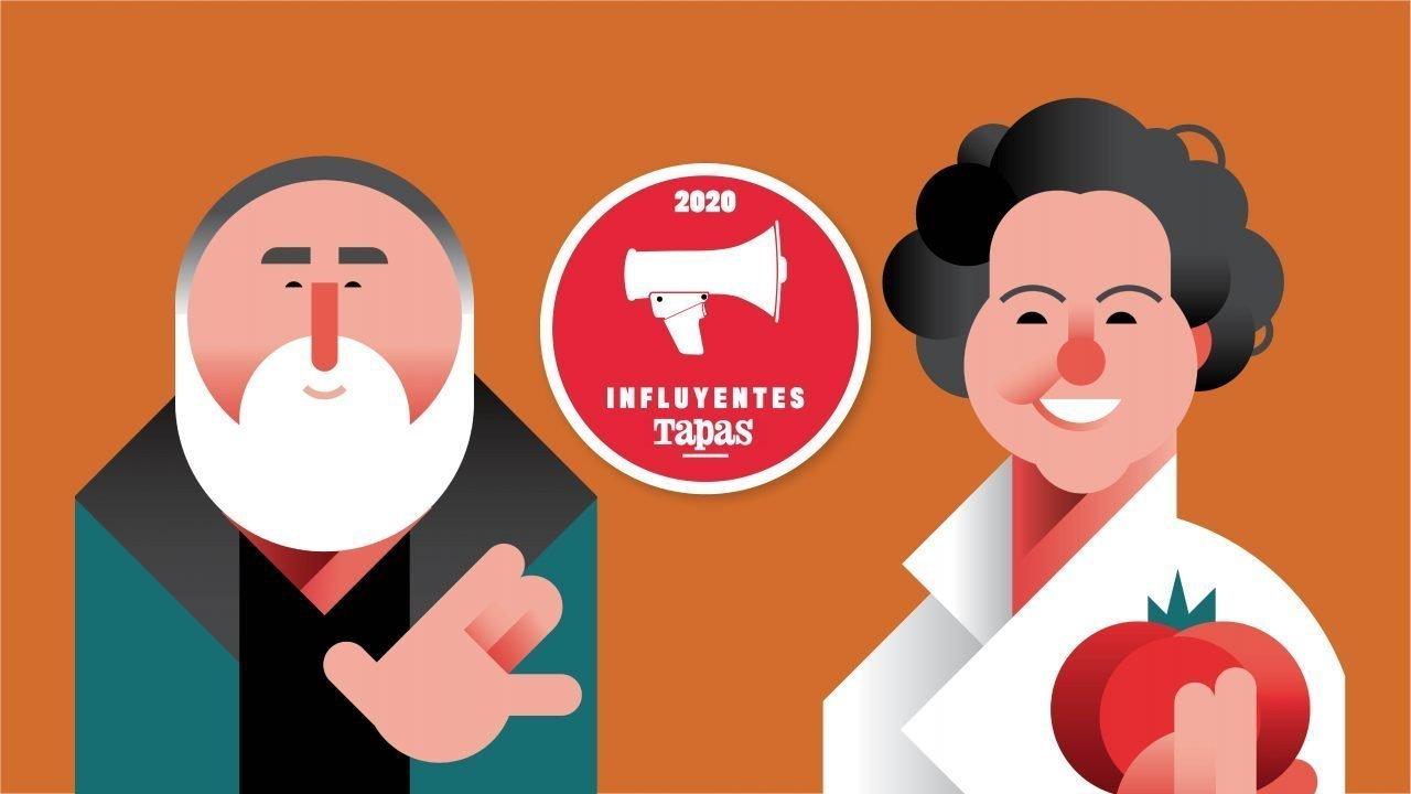 Los más influyentes 2020 | Tapas