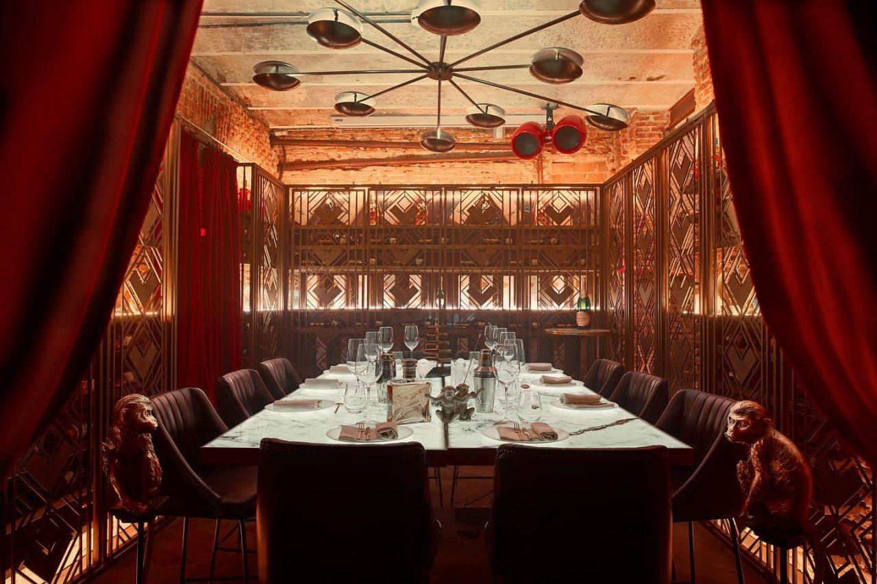5 reservados de restaurantes que no te puedes perder en Madrid