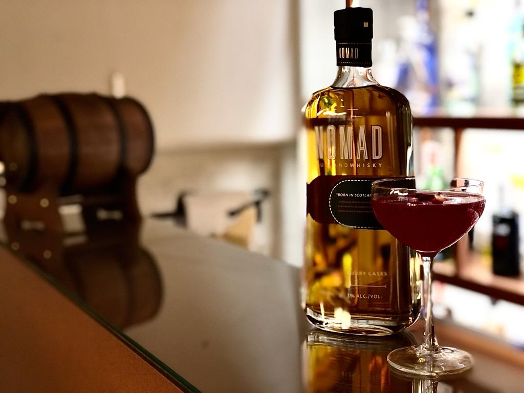 Celebra 'La noche de Robert Burns' con Nomad Outland Whisky