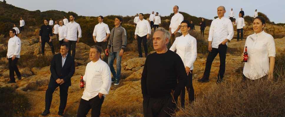 Estrella Damm reúne a los grandes chefs en su nueva campaña