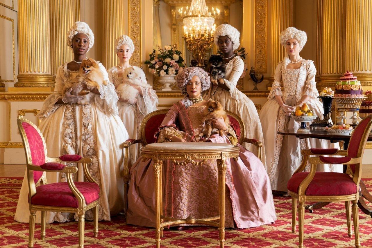 Los Bridgerton, la serie que ha puesto de moda la hora del té