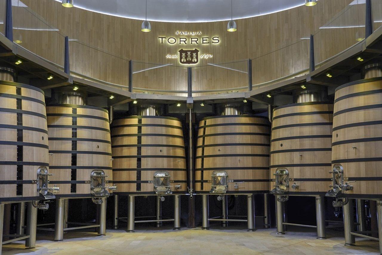 Bodegas Torres, la marca de vino mejor valorada del mundo