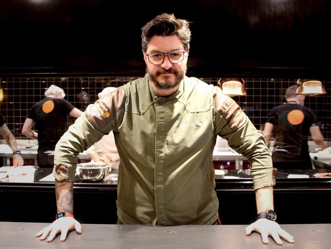 El chef Aitor Esnal inaugura su nuevo restaurante en Logroño