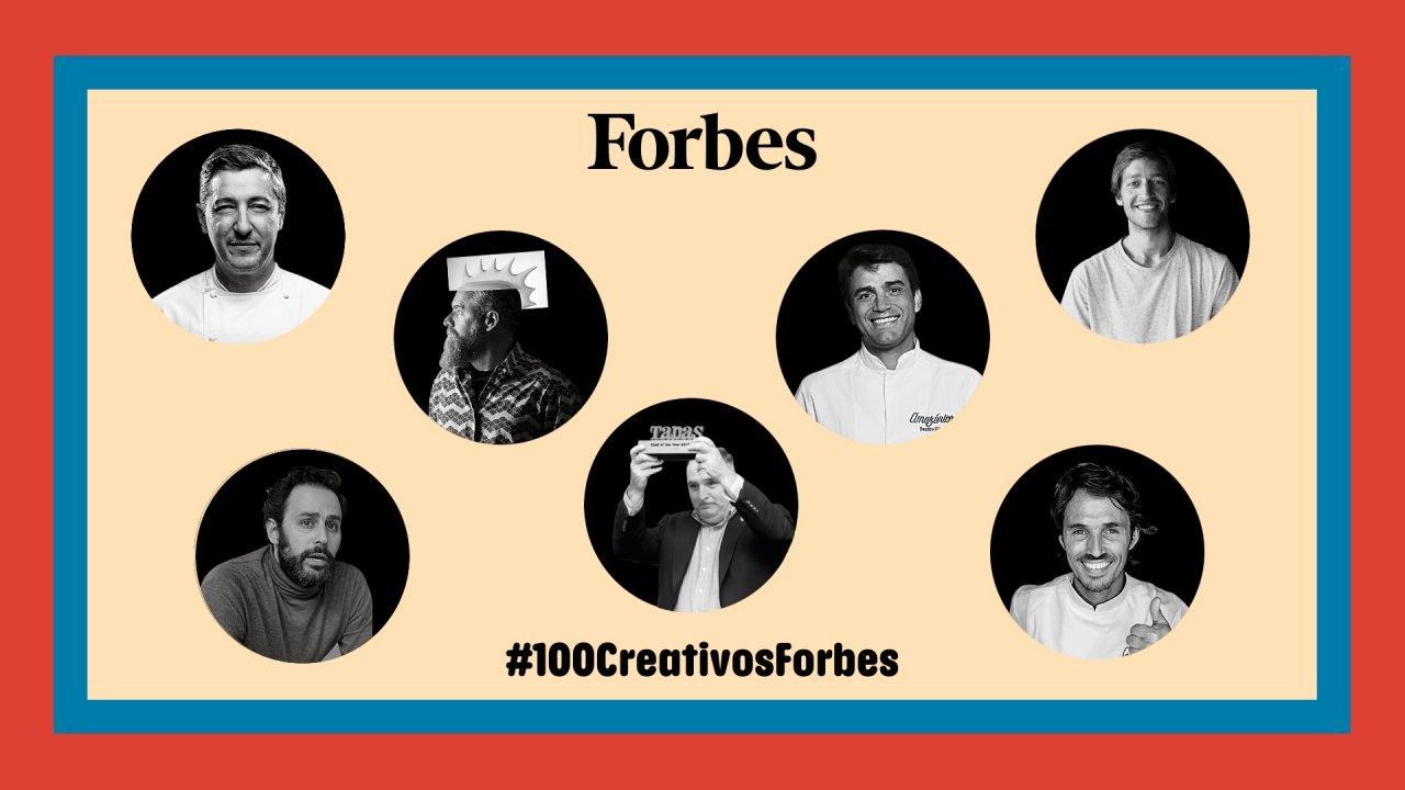 Los españoles más creativos de la gastronomía