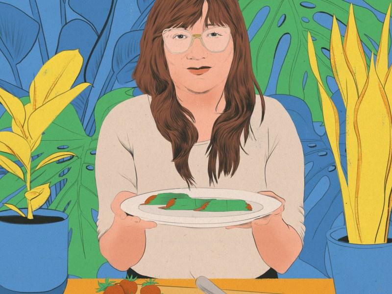 Receta las anchoas oishi de Isabel Coixet