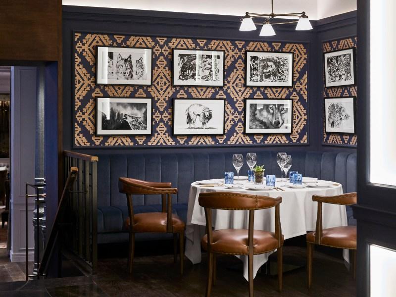 Restaurante Casa Lobo Madrid